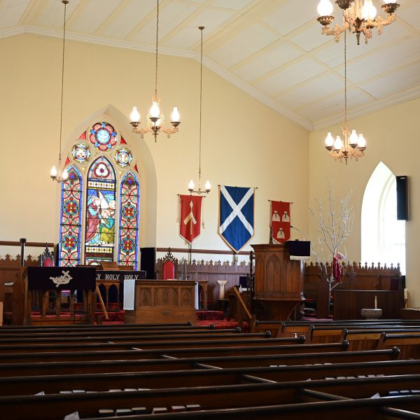 St. Andrews Interior