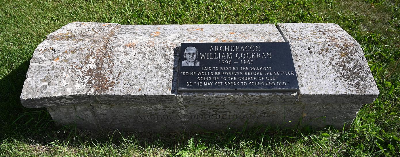 Cochran's Headstone